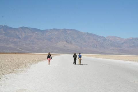 Badwater, Death Valley National Park, California (Deborah Wall)