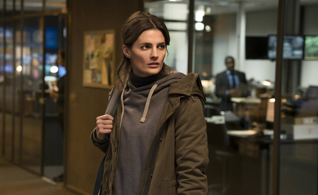 """Stana Katic stars as Emily Byrne in Amazon's """"Absentia."""" (Sony Pictures Television)"""