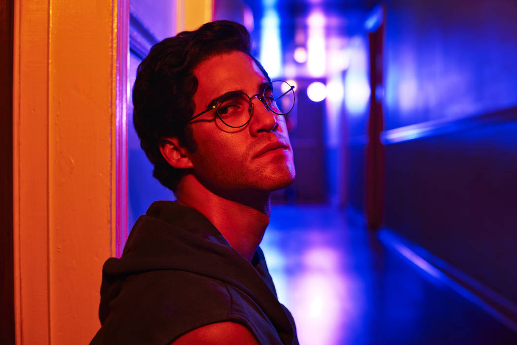 """Darren Criss as Andrew Cunanan in """"The Assassination of Gianni Versace: American Crime Story."""" Pari Dukovic/FX"""