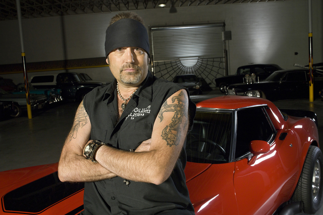 """Danny Koker stars in History's """"Counting Cars."""" (Photo by Smallz & Raskind)"""