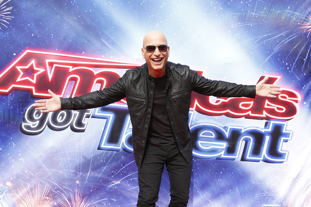 Howie Mandel of America's Got Talent (Trae Patton/NBC)