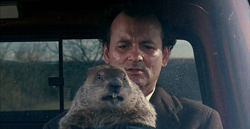 """Bill Murray in """"Groundhog Day"""" (Sony Pictures)"""