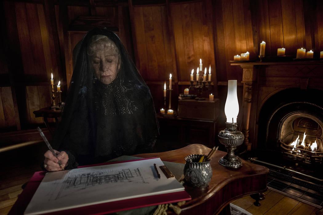 """Oscar winner Helen Mirren stars in """"Winchester."""" (CBS Films)"""