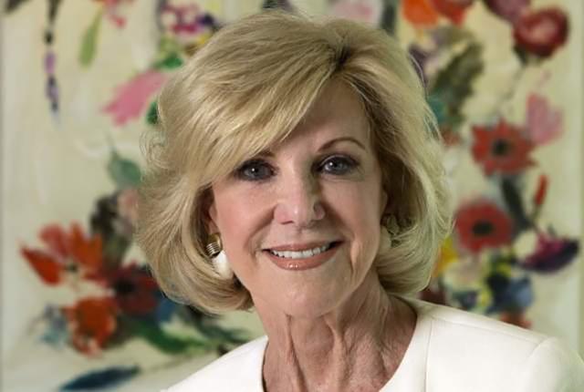Elaine Wynn, philanthropist and cofounder of Wynn Resorts. (Jeff Scheid/Las Vegas Review-Journal)