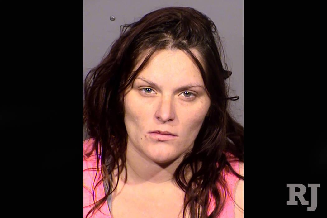 Shalena Earnheart (Las Vegas Metropolitan Police Department)
