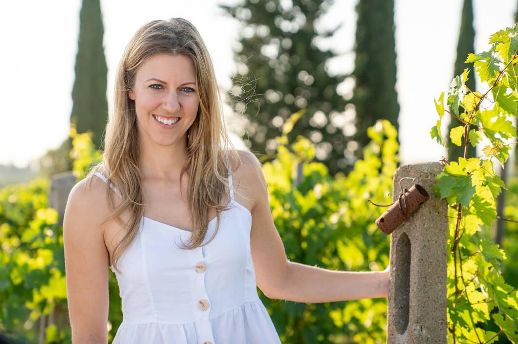 Kelsey Riley, international editor of Thoroughbred Daily News. (Kelsey Riley)