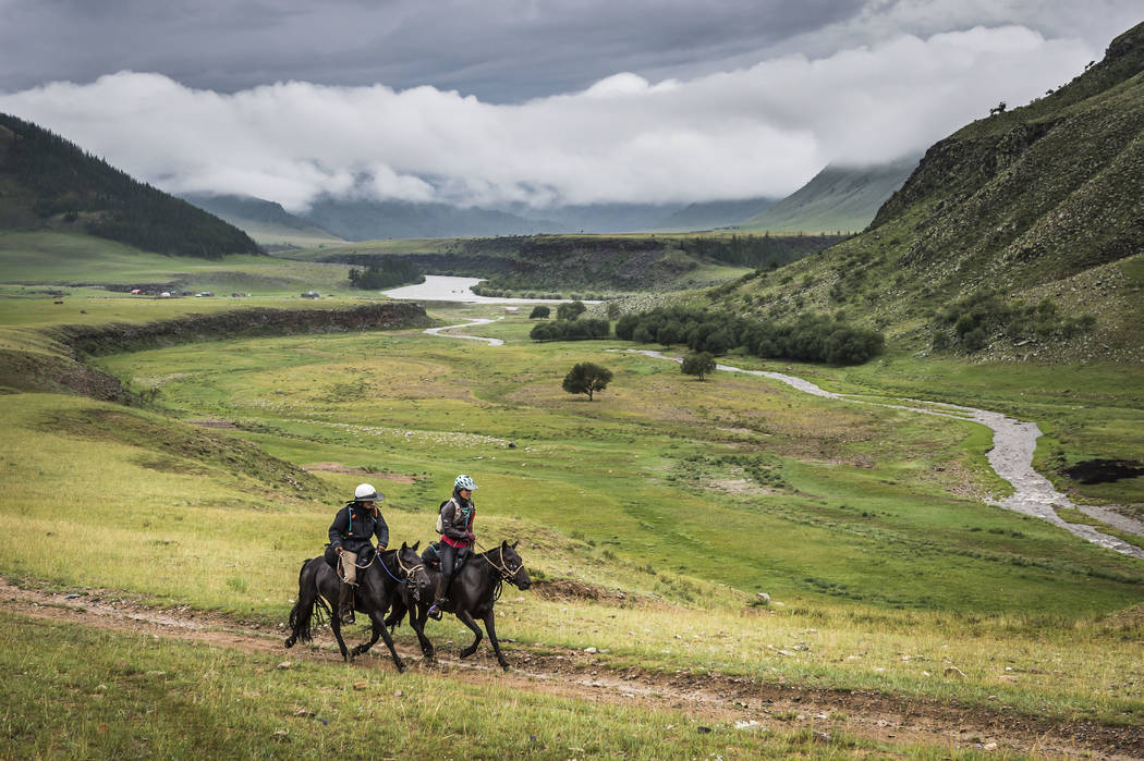 Photos from The Adventurist coverage of the Mongol Derby in 2014. (The Adventurists)