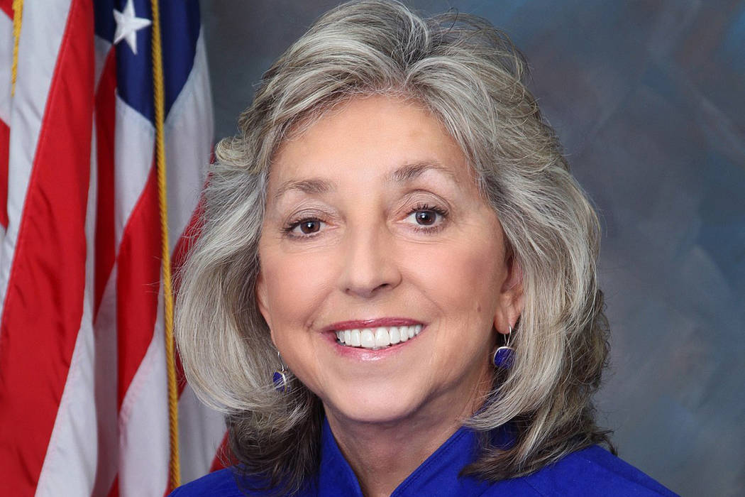 U.S. Rep. Dina Titus will chair Gov.-elect Steve Sisolak's transition team. Titus just won her fourth term representing Nevada's 1st Congressional District.