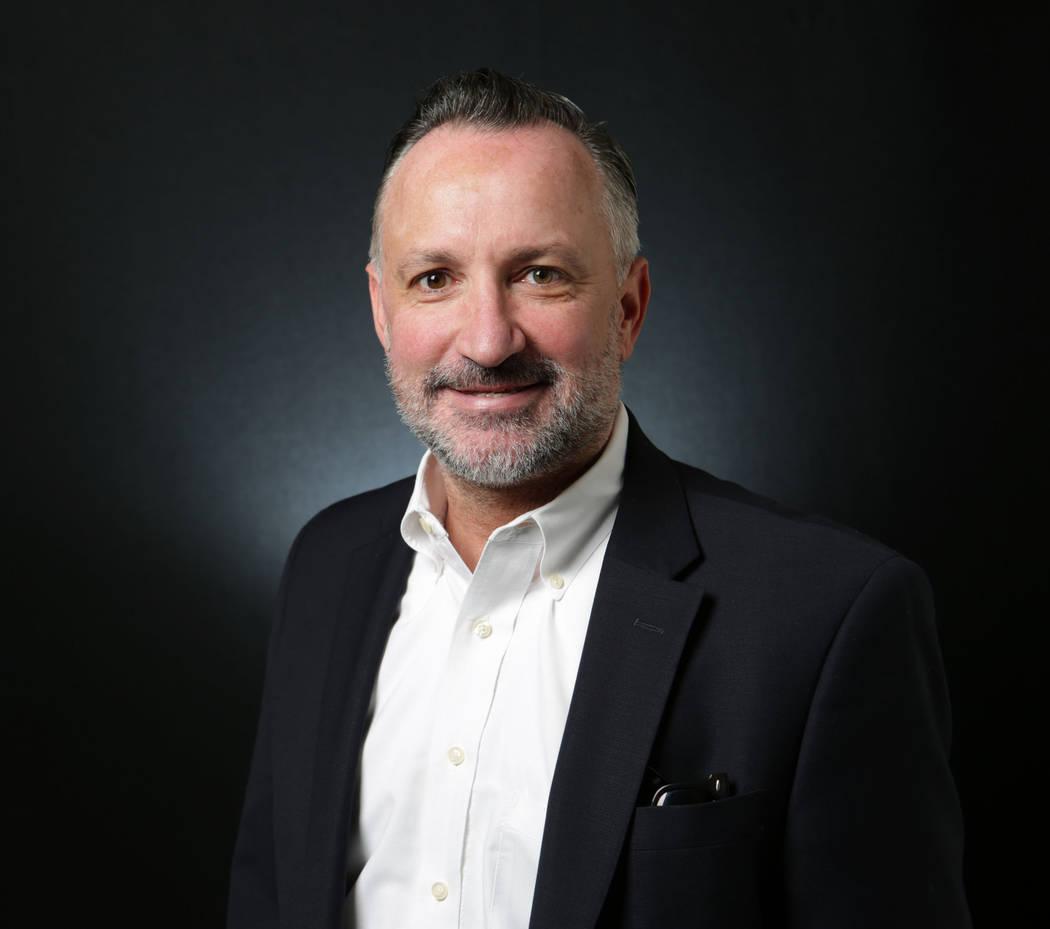 Assemblyman Chris Brooks Michael Quine/Las Vegas Review-Journal @Vegas88s