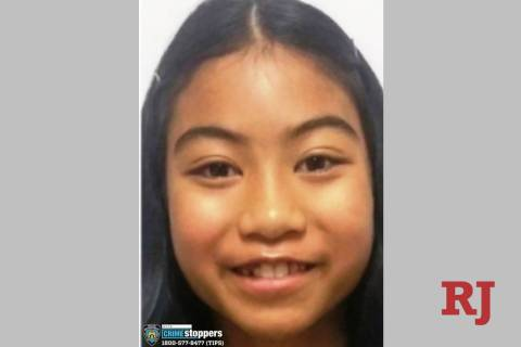 Nissa Domingo, 11, was found Tuesday, March 26, 2019, by the New York Police Department. (NYPD)