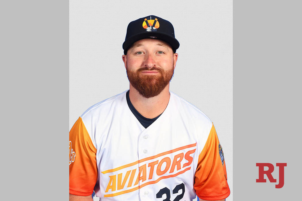 Las Vegas Aviators pitcher Jake Buchanan (Las Vegas Aviators)