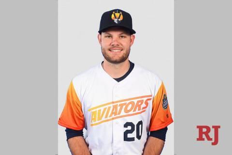 Las Vegas Aviators pitcher Tanner Anderson (Las Vegas Aviators)