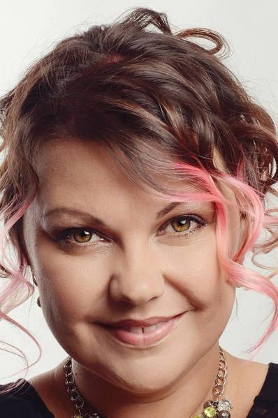 Melanie Stimmell Van Latum, creative director of We Talk Chalk, is pictured.