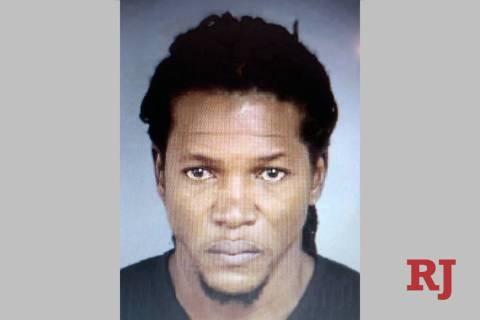 Anthony Peniston (North Las Vegas police)