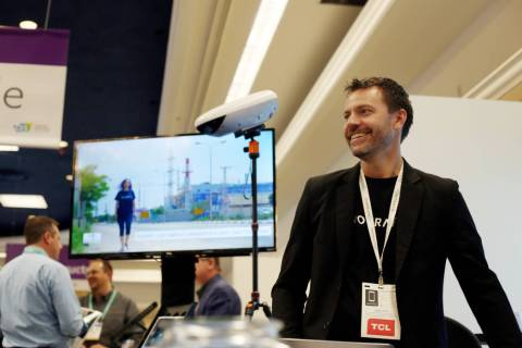 Vice president of product for NoTraffic Kjeld Lindsted discusses the first AI-powered traffic ...