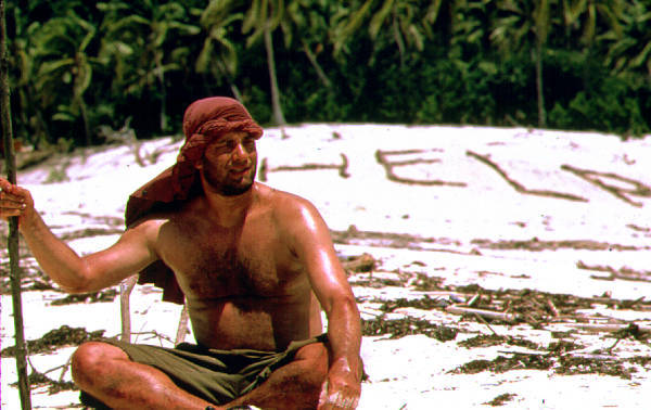 "Tom Hanks stars in ""Cast Away."" (20th Century Fox)"
