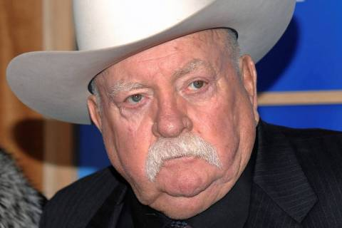 Wilford Brimley attends the premiere of 'Did You Hear About The Morgans' at the Ziegfeld Theate ...
