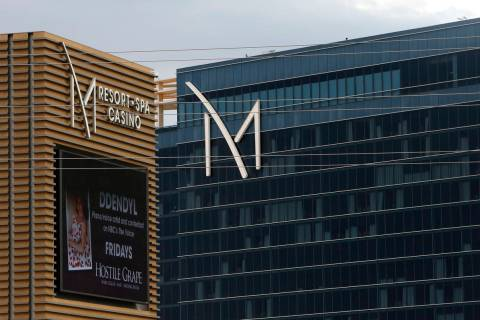 The M Resort (Las Vegas Review-Journal)