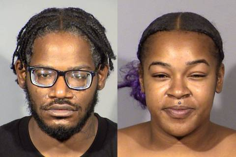 Antwane Moseley and Taunisha Whyte have been arrested in a prolonged attack on a woman in centr ...