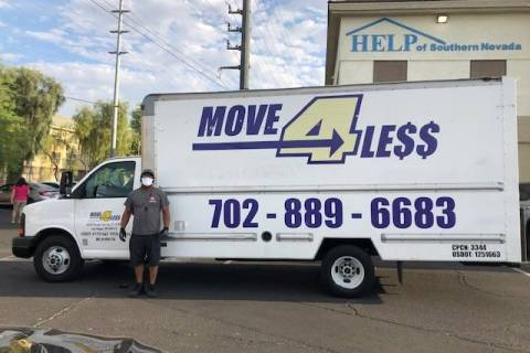 Moving Our Community is Move 4 Less' two-pronged philanthropic initiative. (Move 4 Less)