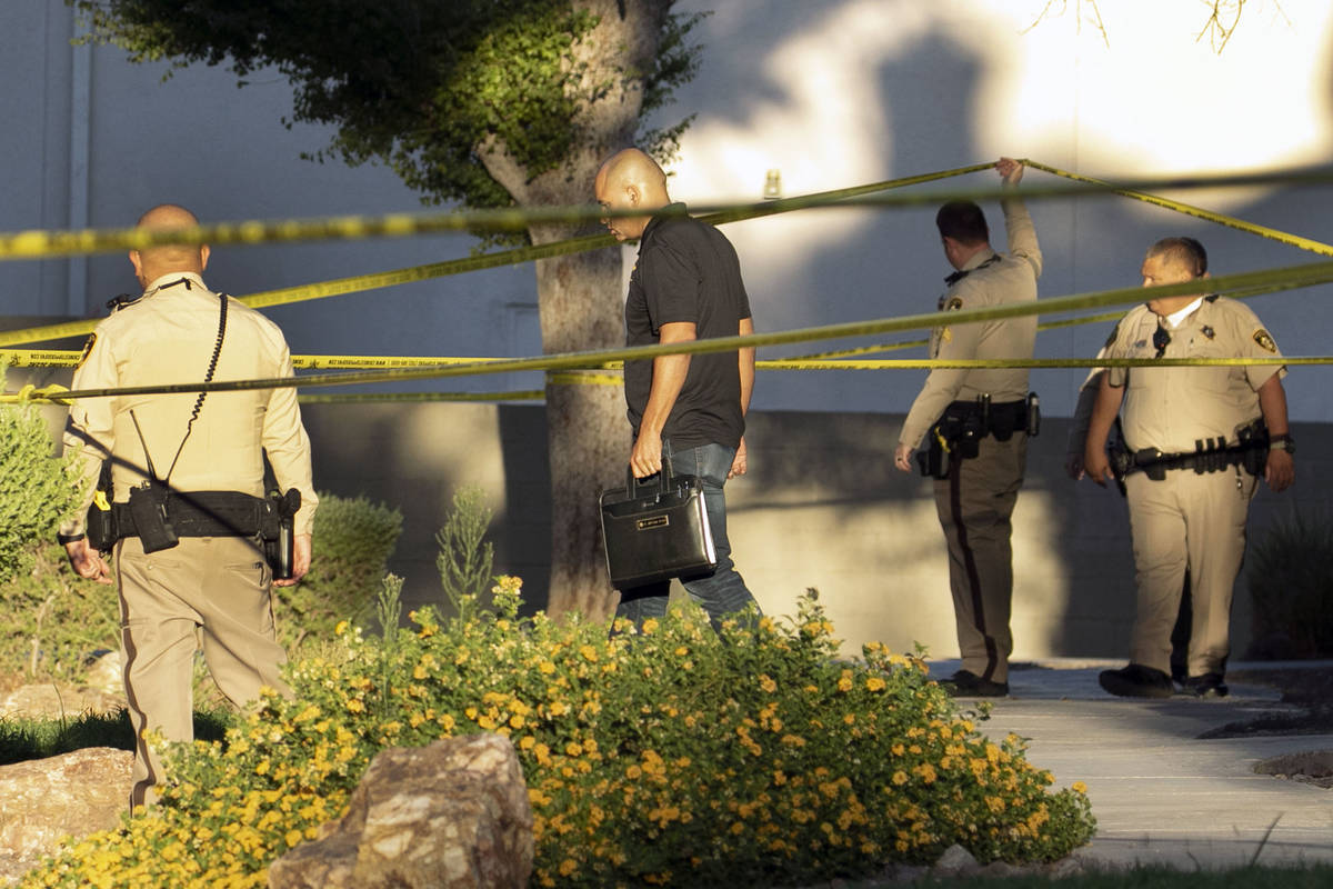 The Metropolitan Police Department is investigating the slaying of an individual at Sunset Cove ...