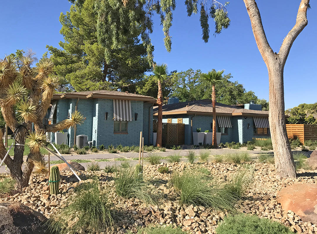 The Nevada Preservation Foundation's Home + History Martini Tour 2020 will feature the historic ...
