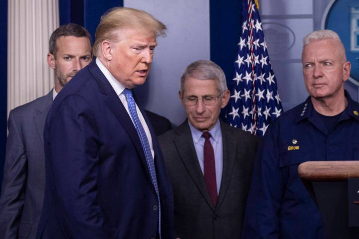 President Donald Trump (AP Photo/Alex Brandon)