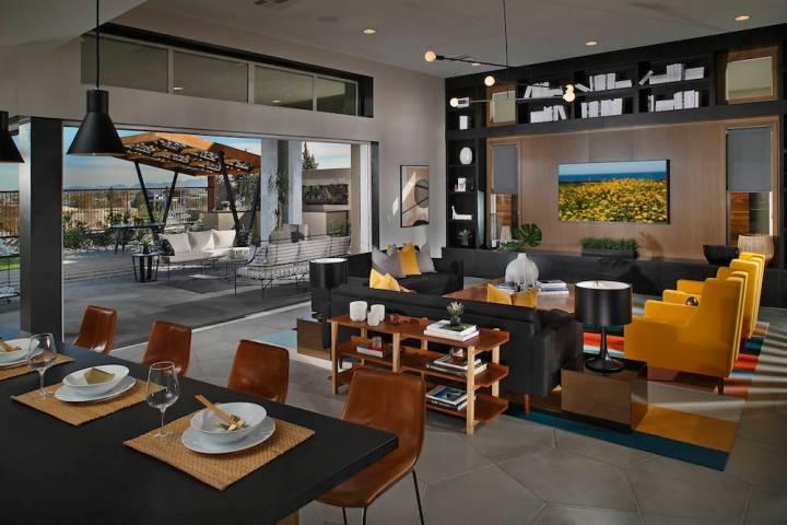 With interior designs and decor by celebrity designer Bobby Berk, the award-winning Nova Ridge ...