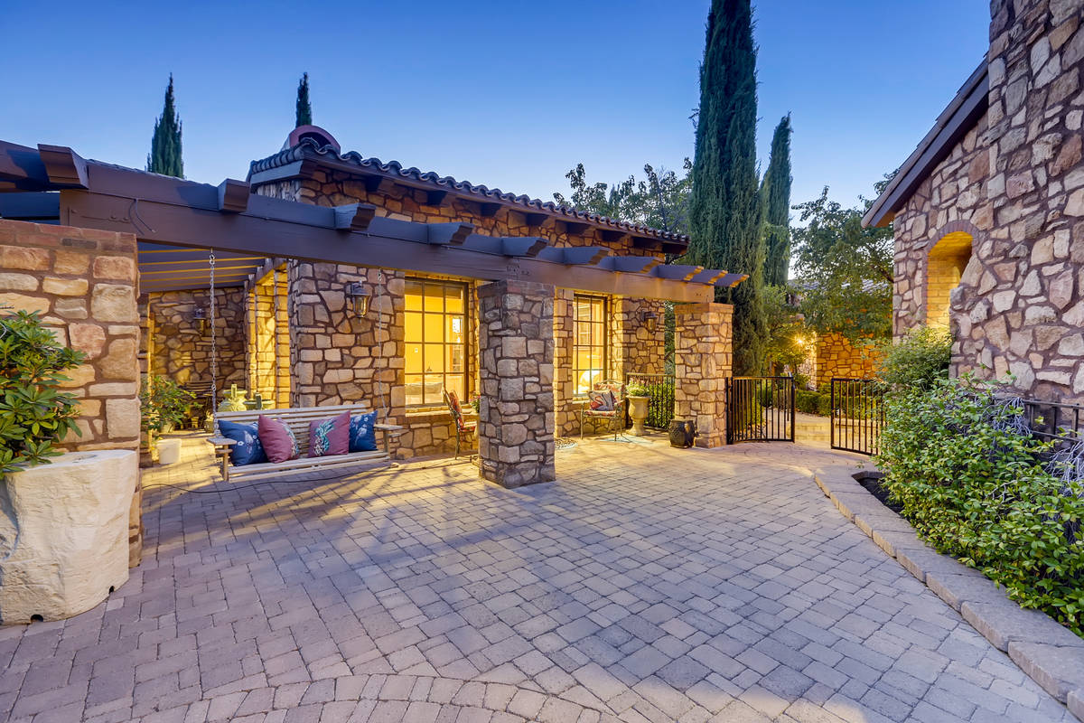 The Crampton Team This home at Southern Highlands Country Club has listed for $4.85 million. It ...