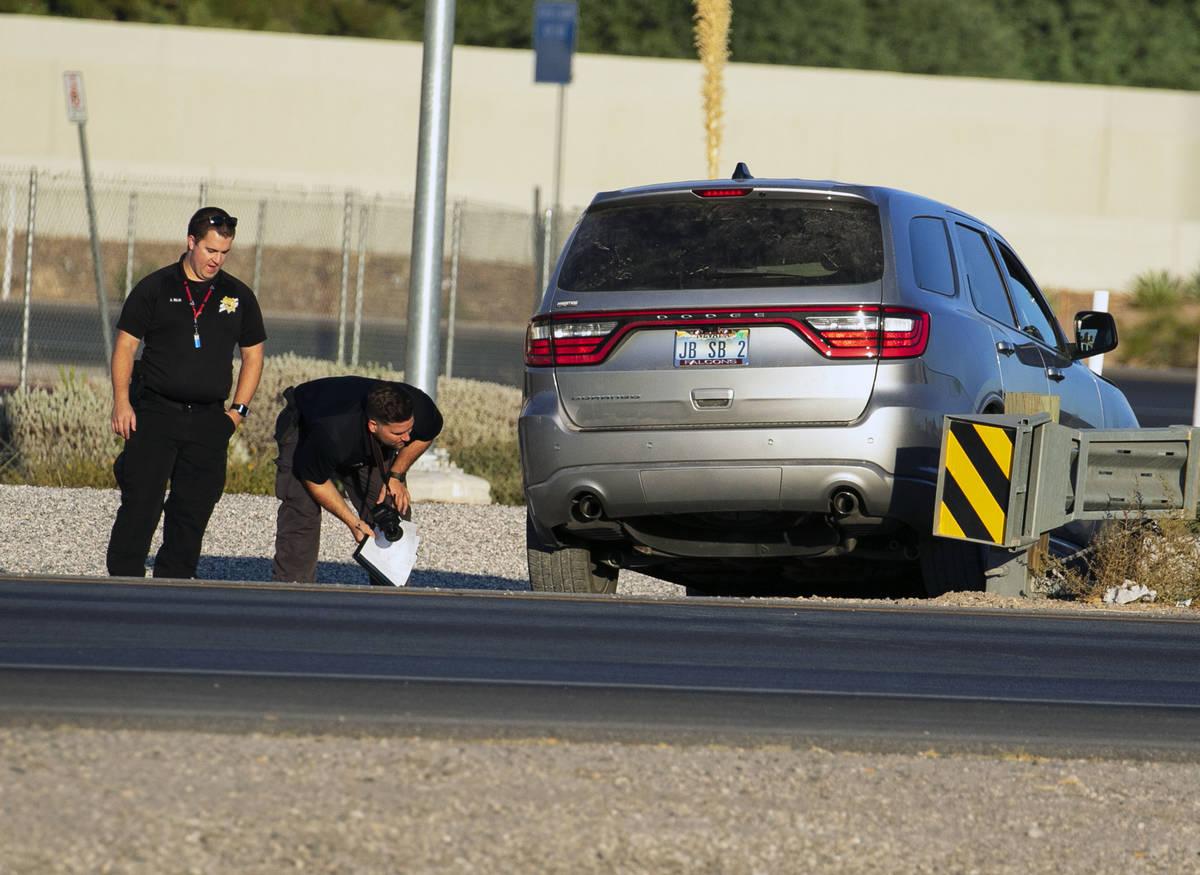 The Metropolitan Police Department is investigating an auto-pedestrian crash near North Rainbow ...