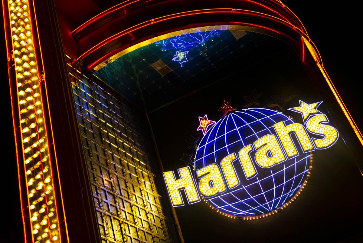 Harrah's Reno in downtown Reno. (Chase Stevens/Las Vegas Review-Journal) @csstevensphoto