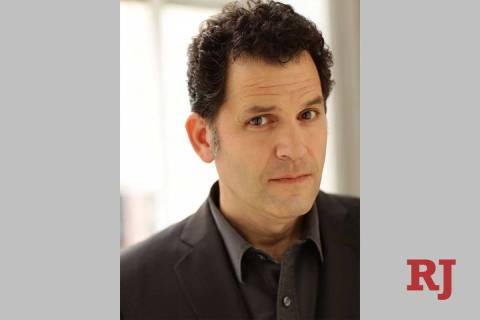 Mike Shapiro reprises his role as the G-Man in Half Life: Alyx. (Photo courtesy of Mike Shapiro)