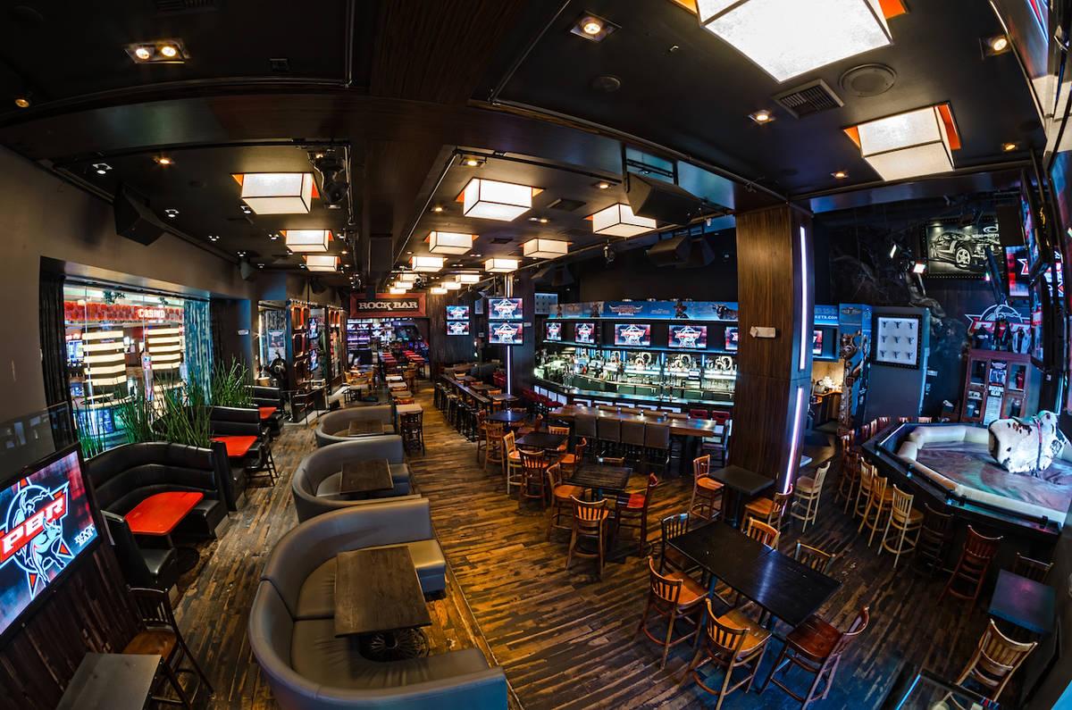 The interior of PBR Rock Bar & Grill (PBR Rock Bar & Grill)