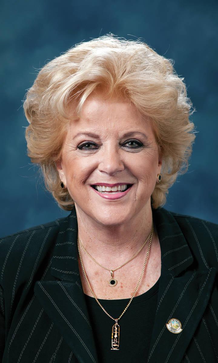 Mayor Carolyn Goodman (LVGEA)