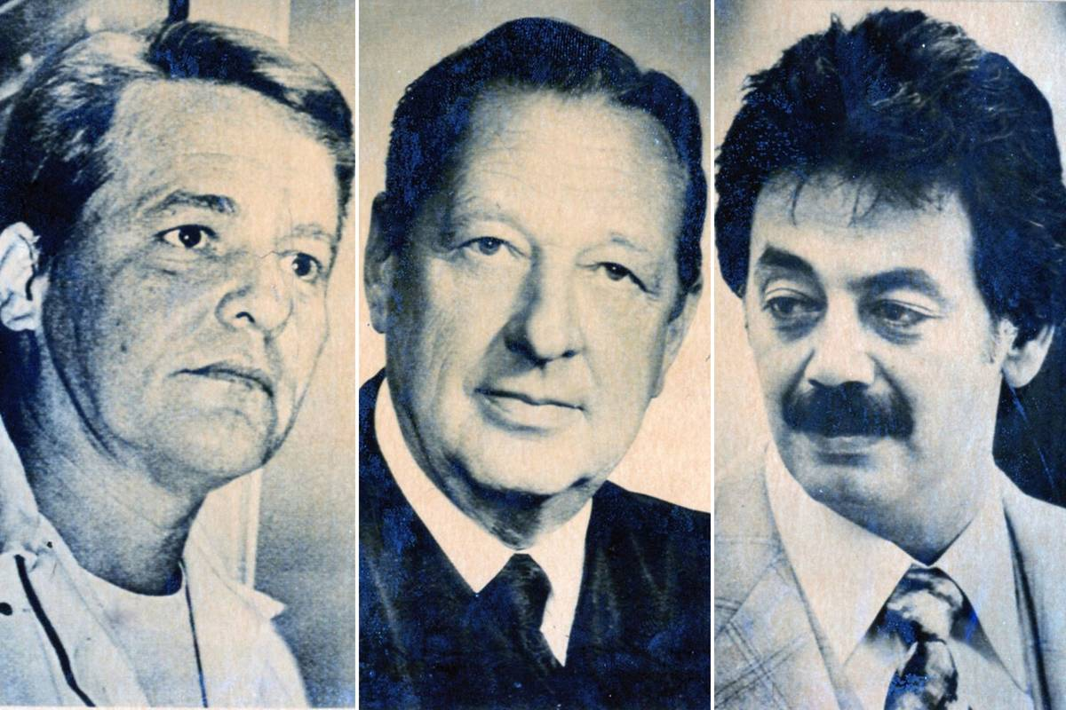 Charles Harrelson, Judge John Wood and Jimmy Chagra all figure in Jack Sheehan's developing doc ...