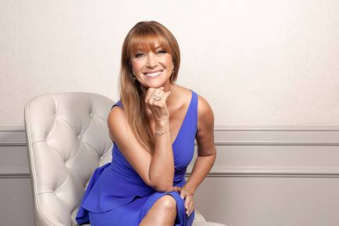 This Oct. 6, 2019 photo shows actress Jane Seymour posing at The Four Seasons Hotel in Los Ange ...