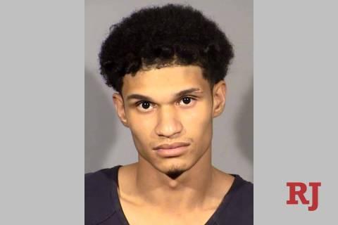 Abdul Valentin (Las Vegas Metropolitan Police Department)