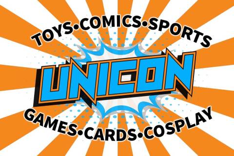 Unicon is scheduled from March 5-7 at the Expo at World Market Center. (Unicon)
