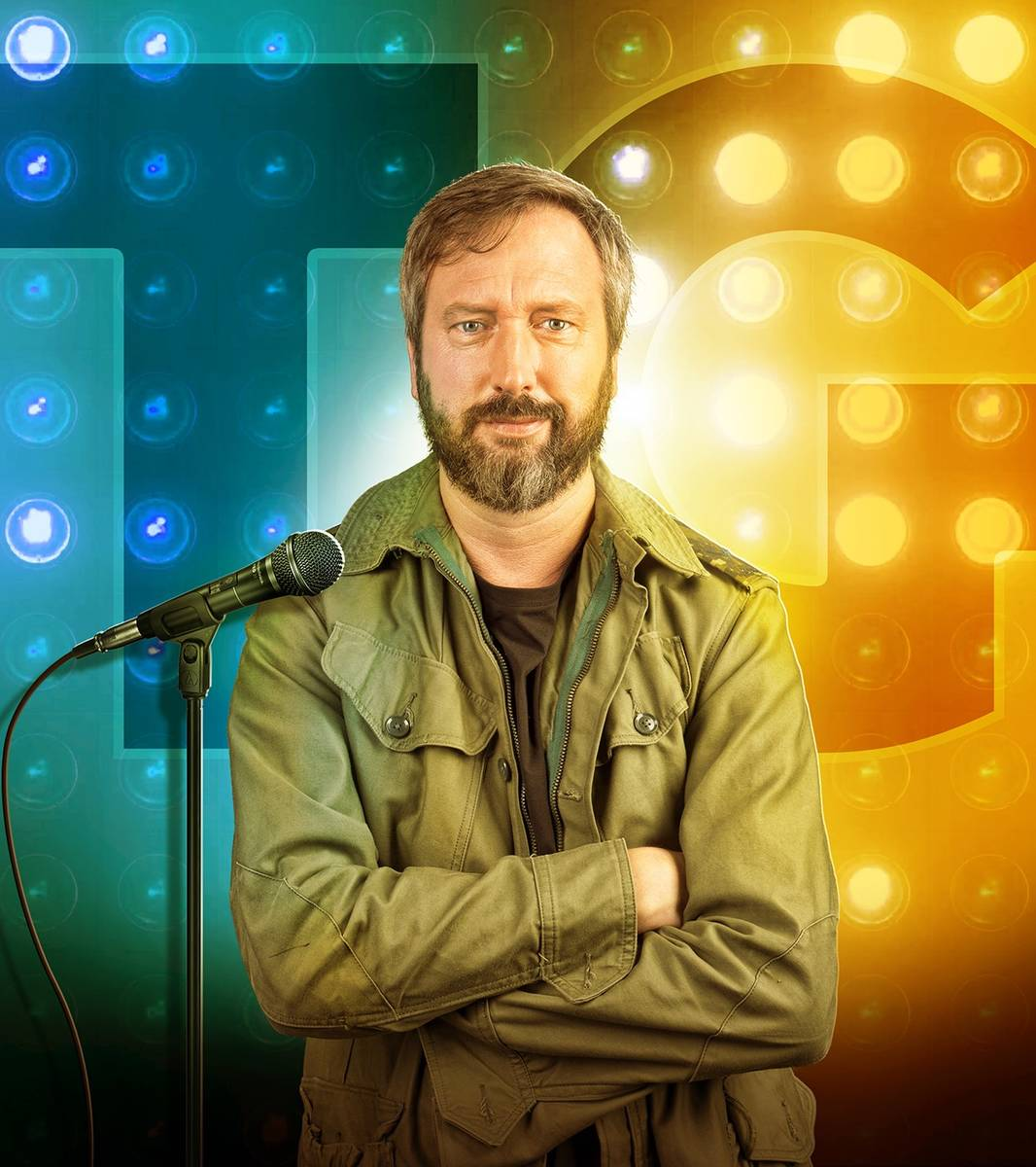 Tom Green is among the headliners in the new comedy series at the Plaza Showroom. (Plaza)