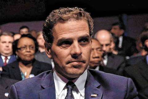 Hunter Biden (AP Photo/Pablo Martinez Monsivais, File)