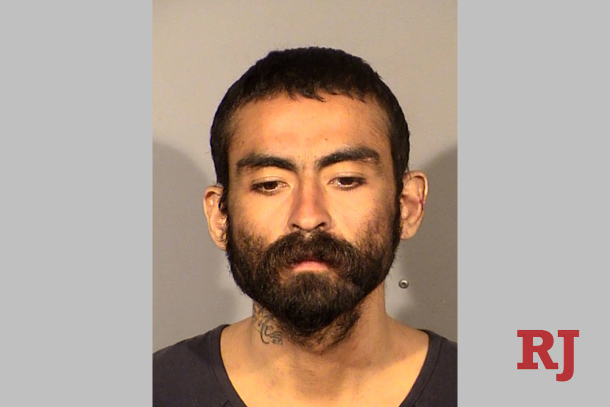 Angel Martinez (Las Vegas Metropolitan Police Department)