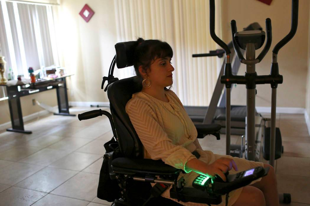Sharona Dagani, who was living in Texas in 2017, is one of dozens of former clients whose funds ...