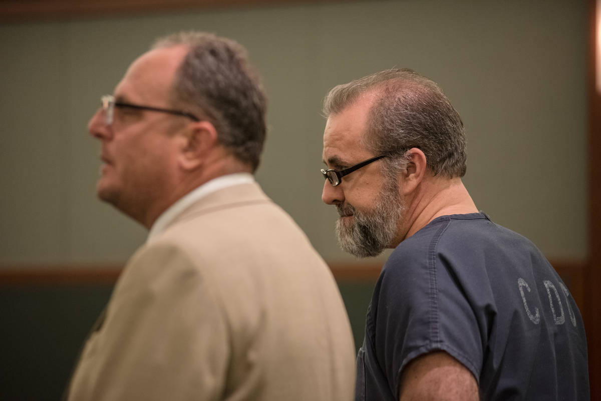 Jailed estate attorney Robert Graham, with his lawyer Bryan Cox, pleads guilty to stealing more ...