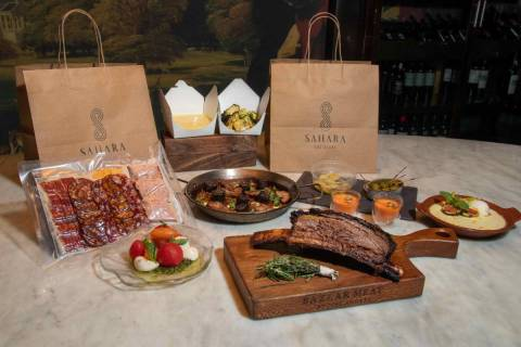 Bazaar Meat by José Andrés is now offering a Takeawy Menu (Sahara Las Vegas)