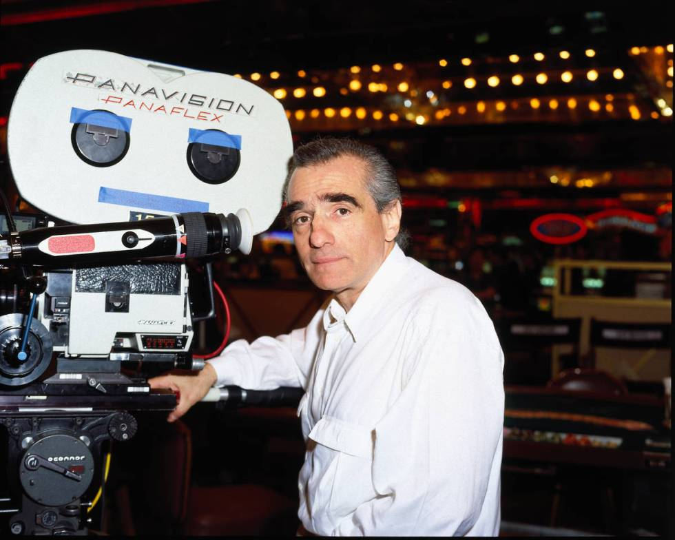"Martin Scorsese directed ""Casino,"" which was shot at the Riviera and many locations around Las ..."