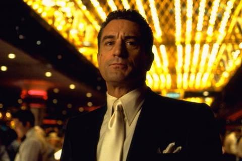 "Robert De Niro stars as Sam ""Ace"" Rothstein in ""Casino."" (Universal Pictures)"