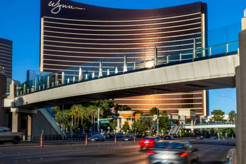 Wynn Resorts is the first major Strip gaming company to publicly disclose how many of its emplo ...