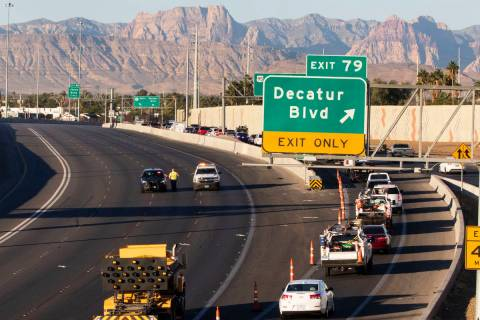 The Metropolitan Police Department is investigating a fatal crash at U.S. 95 and Decatur Boulev ...