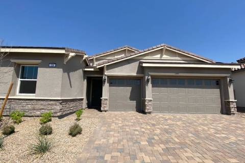 The Concord neighborhood by Toll Brothers offers two homes with three-car garages, including th ...