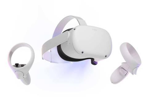 Oculus Quest 2 was released in October. (Facebook)